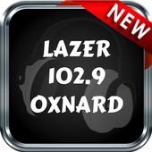 Radio Lazer 102.9 Oxnard Free Music Radio Station simgesi