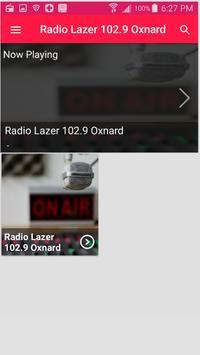Radio Lazer 102.9 Oxnard Free Music Radio Station Ekran Görüntüsü 3