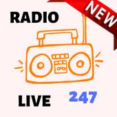 Radio Live 247 Radio Live Romania Radio 247 icon