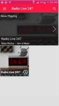 Radio Live 247 Radio Live Romania Radio 247 screenshot 3