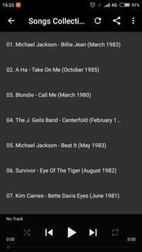70s 80s 90s Music screenshot 1