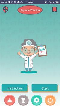 Fun Medical Quiz poster