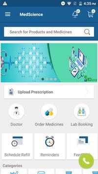 MedScience poster