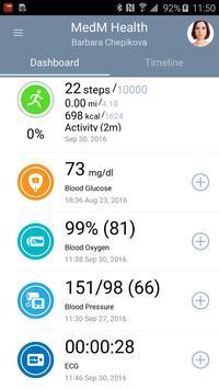 MedM Health poster