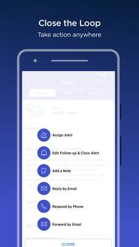 Medallia screenshot 3