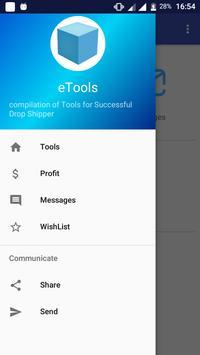 eTools screenshot 2