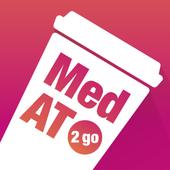 MedAT 2go by MEDBREAKER   MedAT-Vorbereitung иконка