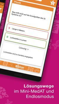 MedAT 2go by MEDBREAKER   MedAT-Vorbereitung скриншот 5