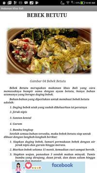 Aneka Makanan Khas Bali screenshot 2
