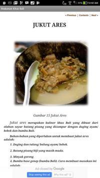 Aneka Makanan Khas Bali screenshot 3