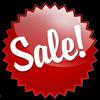 Online shopping deals أيقونة