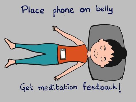 Biofeedback Meditation पोस्टर