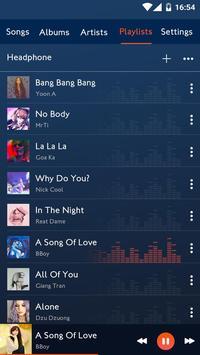 Odtwarzacz muzyki screenshot 10