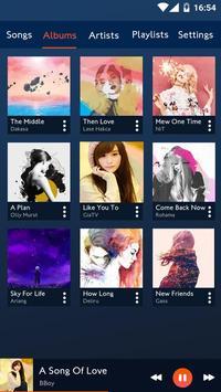 Odtwarzacz muzyki screenshot 1
