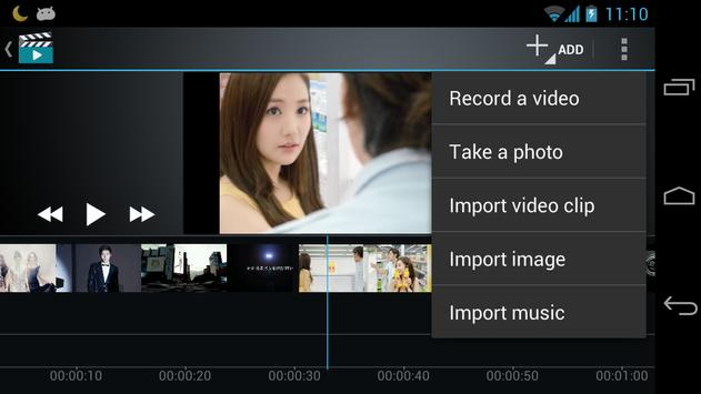 Video Maker Movie Editor screenshot 5