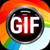 GIF редактор, Создание GIF, видео в GIF иконка