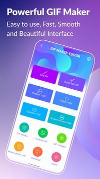 GIF Oluşturucu ve düzenleyici Ekran Görüntüsü 8