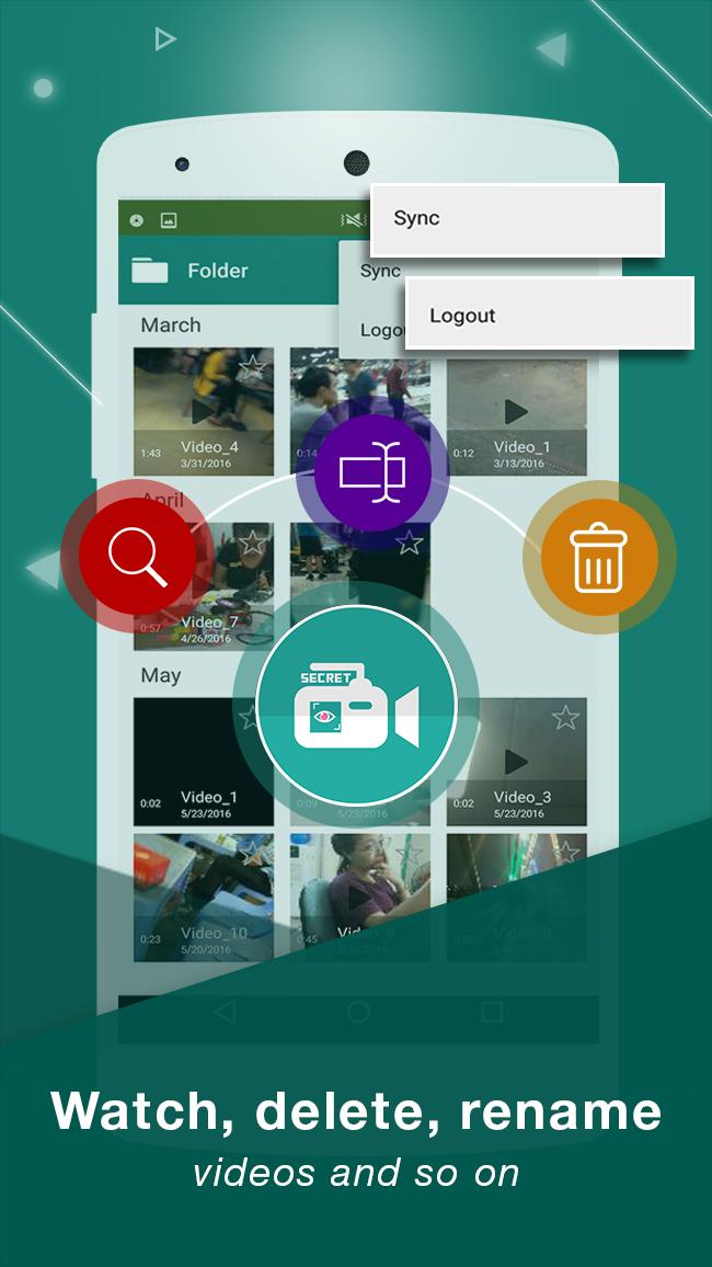 background video recorder for Android - APK Download