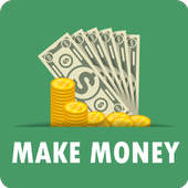 Earn Money Online, Work from Home, Online Jobs icon