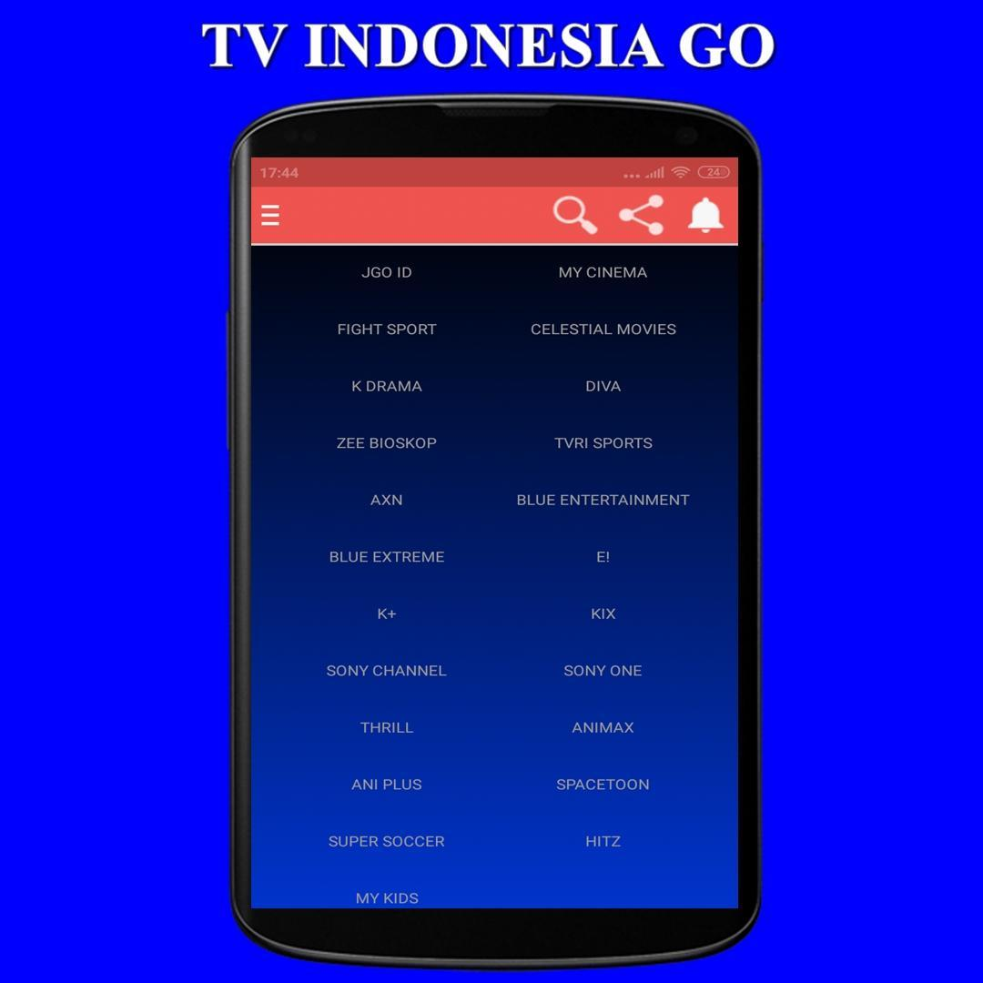 TV INDONESIA GO for Android - APK Download