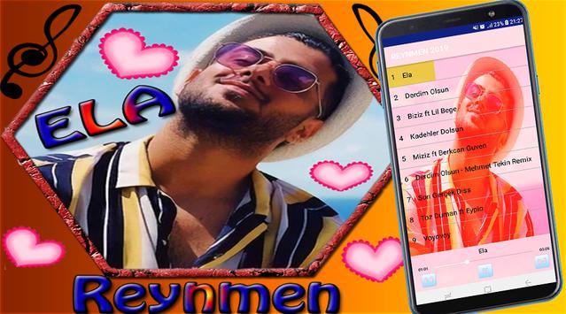 Reynmen  - Ela poster