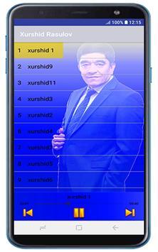 Xurshid Rasulov screenshot 1