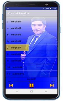 Xurshid Rasulov screenshot 3