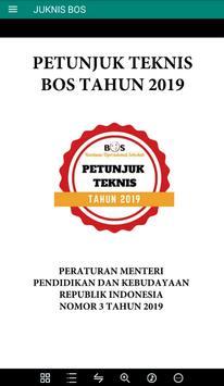 Juknis Bos 2019 poster