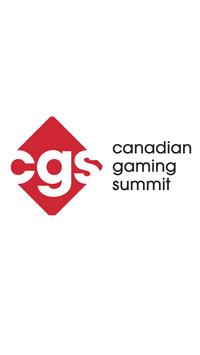 Canadian Gaming Summit poster