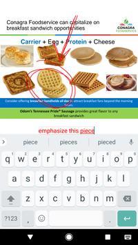 Conagra Foodservice SalesXchange screenshot 2