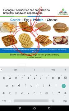 Conagra Foodservice SalesXchange screenshot 9