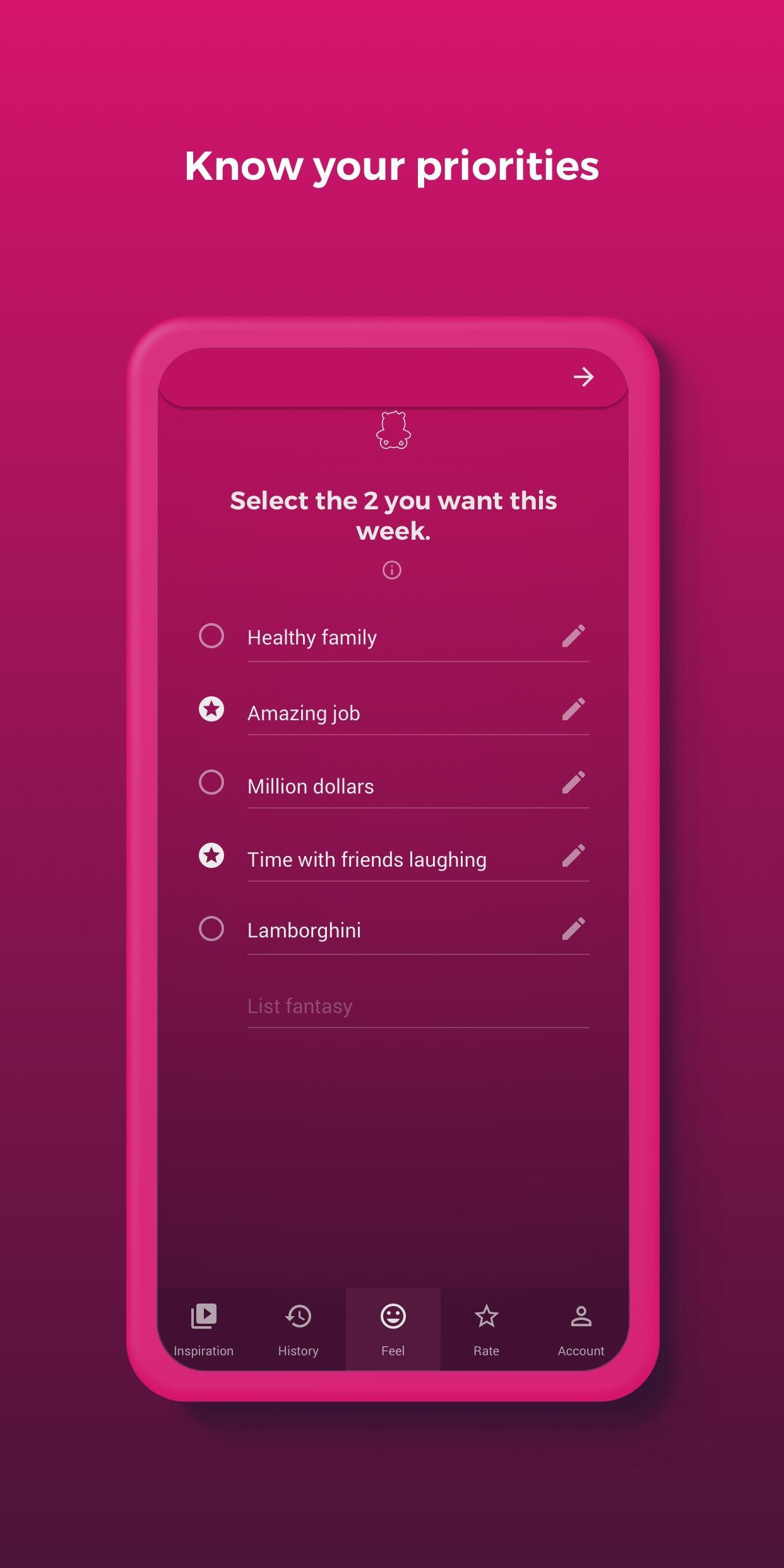 Feel Better Mood Cbt Therapy To Manifest Goals For Android Apk Download