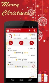 Christmas Gift List screenshot 8