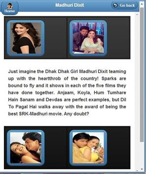 Shahrukh's Best Heroines screenshot 2