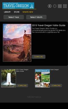 TRAVEL OREGON VISITOR GUIDE screenshot 8