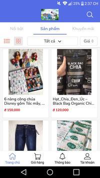 Thái Vân Shop screenshot 1