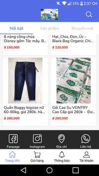 Thái Vân Shop screenshot 2