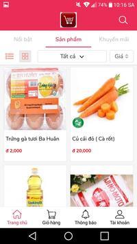 Đi Chợ Online screenshot 1