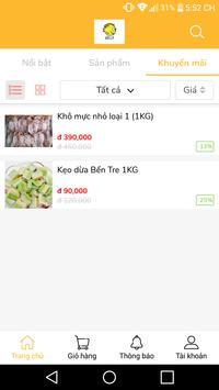 Chợ Khô Vũ Lý screenshot 1