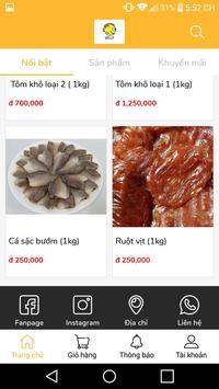 Chợ Khô Vũ Lý screenshot 2
