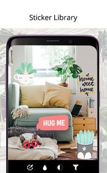 Pictogram: photo editor and stickers gallery screenshot 4