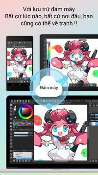 MediBang Paint ảnh chụp màn hình 5