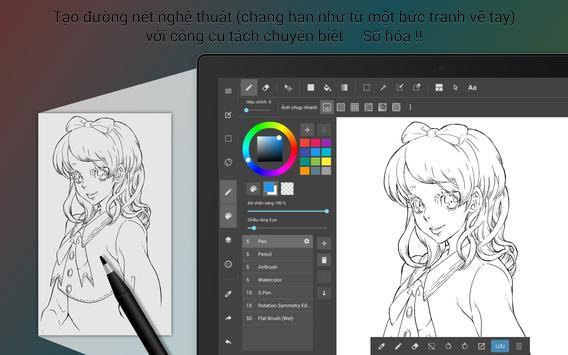 MediBang Paint ảnh chụp màn hình 10