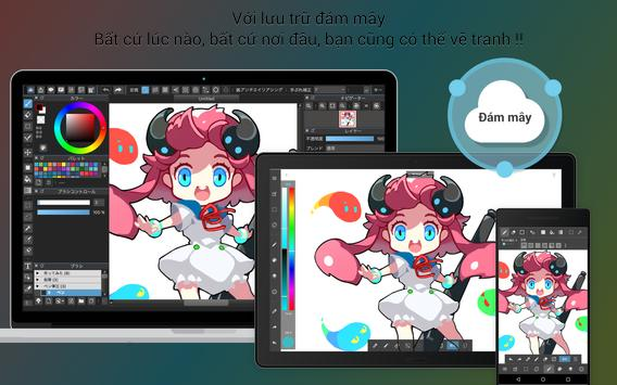 MediBang Paint ảnh chụp màn hình 11