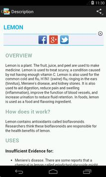 Vitamins, Minerals, Nutrients for immunity (Free) screenshot 1