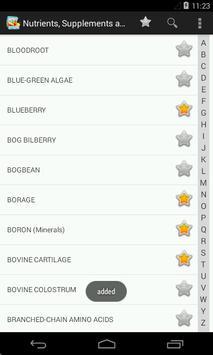 Vitamins, Minerals, Nutrients for immunity (Free) screenshot 4