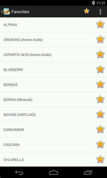 Vitamins, Minerals, Nutrients for immunity (Free) screenshot 5