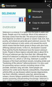 Vitamins, Minerals, Nutrients for immunity (Free) screenshot 6