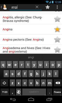 Diseases Dictionary screenshot 3