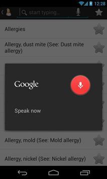 Diseases Dictionary screenshot 4